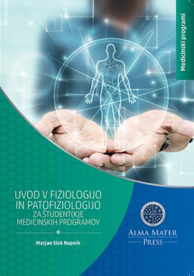 Naslovnica za Uvod v fiziologijo in patofiziologijo za študent(k)e medicinskih programov
