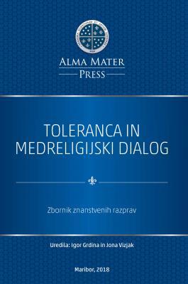 Naslovnica za Toleranca in medreligijski dialog
