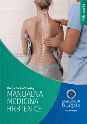 Naslovnica za Manualna medicina hrbtenice