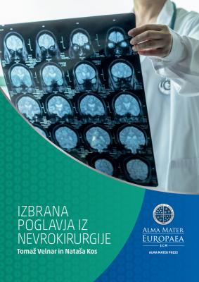 Naslovnica za Izbrana poglavja iz nevrokirurgije