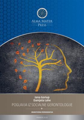 Naslovnica za Poglavja iz Socialne gerontologije